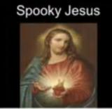 spooky jesus
